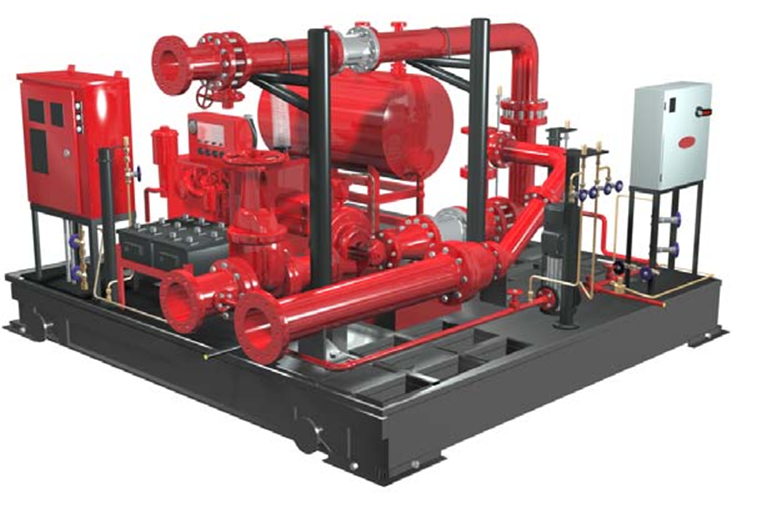 Fire Hydrant Systems – Mixwell